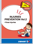 Zamst Injury / booklet for Knee