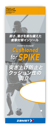 Cushioned for SPIKE